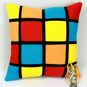 Bantal Sofa Uk 20×20-70×70 Motif Rubrik/Block