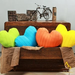 Bantal Love Motif Quilt