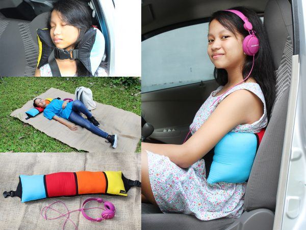 Travelling pillow neckpillow